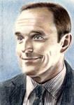 Clark Gregg mini-portrait