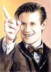 Matt Smith mini-portrait