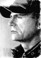Richard Dean Anderson mini-portrait by whu-wei