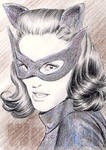 Catwoman miniature