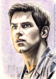 David Giuntoli by whu-wei
