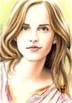 Emma Watson miniature