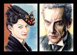Doctor Who sketchcards