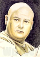 Conleth Hill miniature by whu-wei