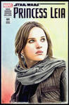 Jyn Erso sketch cover