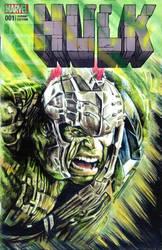 Hulk sketchcover by whu-wei