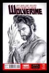 Wolverine sketchcover