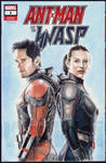 Antman and the Wasp sketchcover