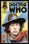 Doctor Who sketch cover