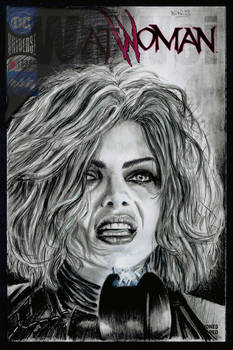 Michelle Pfeiffer sketch cover