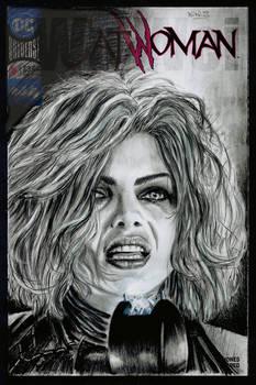 Michelle Pfeiffer sketch cover
