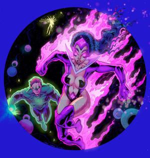 Star Sapphire CARLOSGARDE COLOR MIGUEL