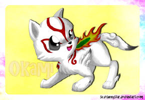 Chibi Ammy by SilviShinyStar