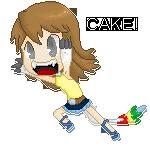 Cake! by SilviShinyStar