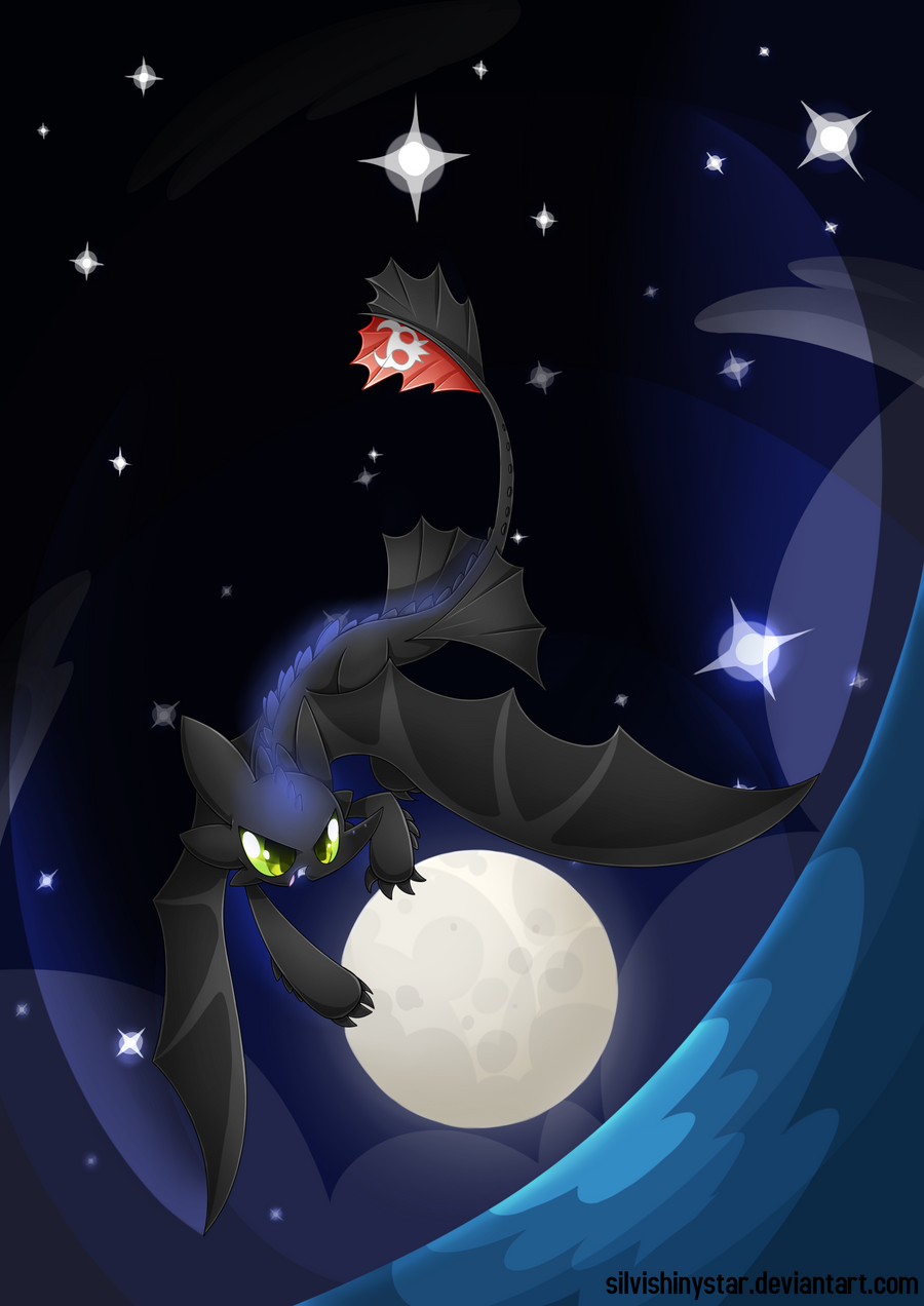 deadly_night_fury_by_silvishinystar-d7vw