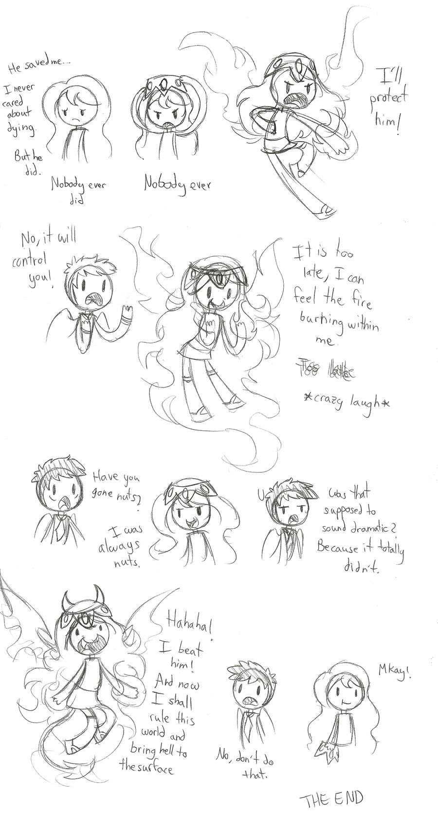 Random Stuff by SilviShinyStar