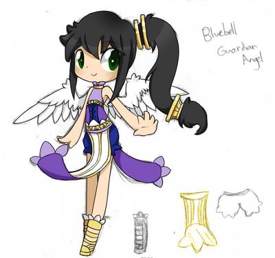 Bluebell-Guardian Angel by SilviShinyStar