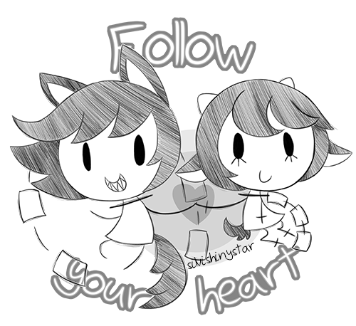 Follow Your Heart by SilviShinyStar
