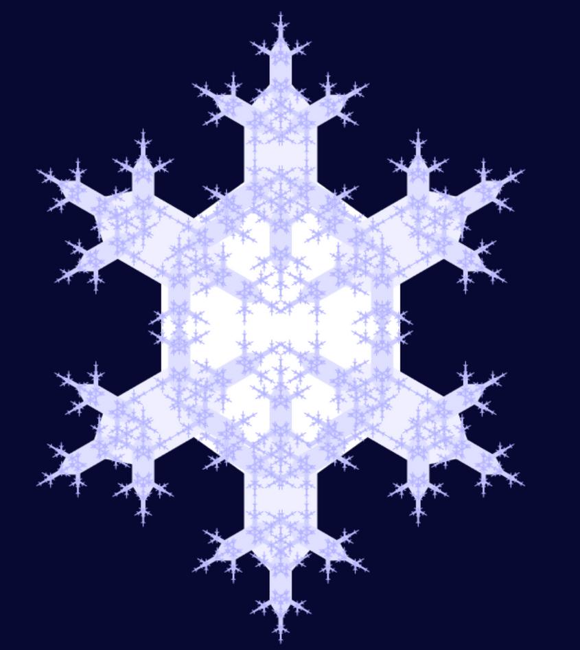 Snow Crystal by SilviShinyStar