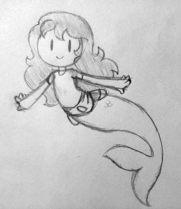 Mermaid Essie by SilviShinyStar