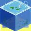 64x64px Water Cube by SilviShinyStar