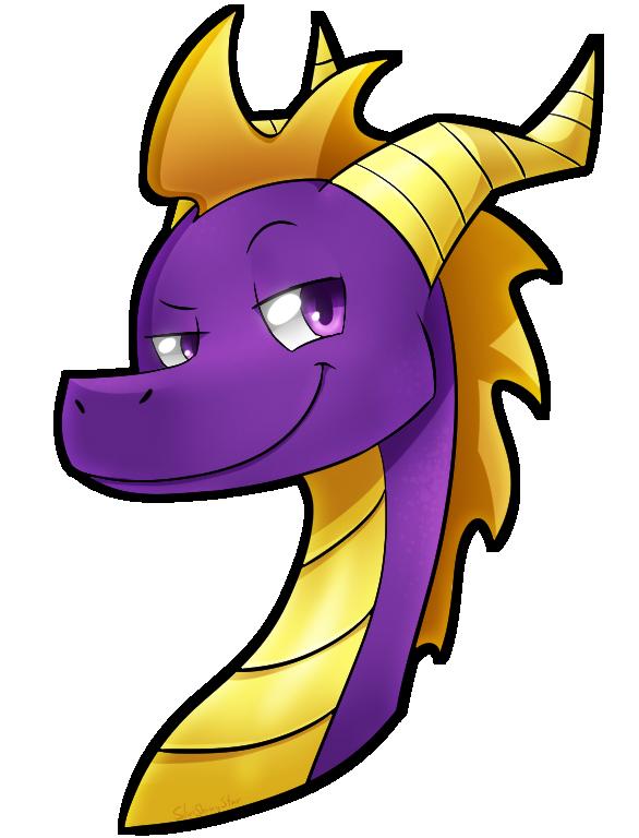 Spyro by SilviShinyStar