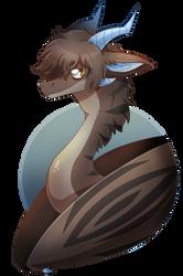Lunaru Dragon by SilviShinyStar