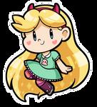 A tiny Star!