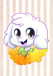 Original Fluffy Boy by SilviShinyStar