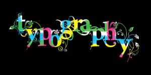 typography by iRokChukz
