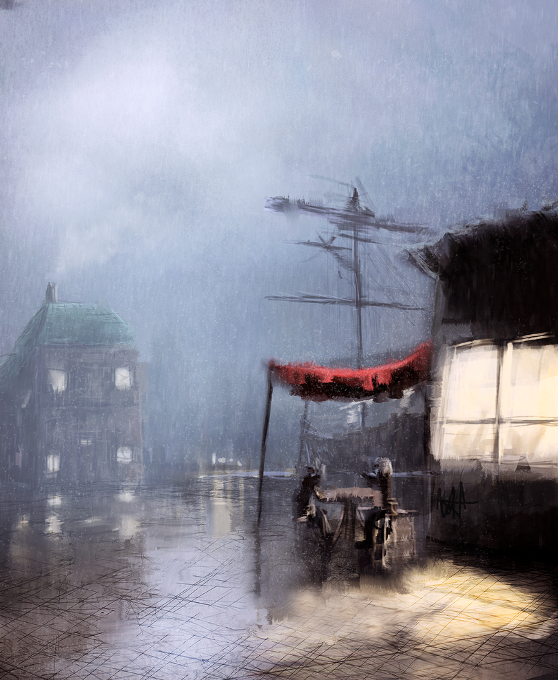 Atmospheric Practice Docks by Brony2you