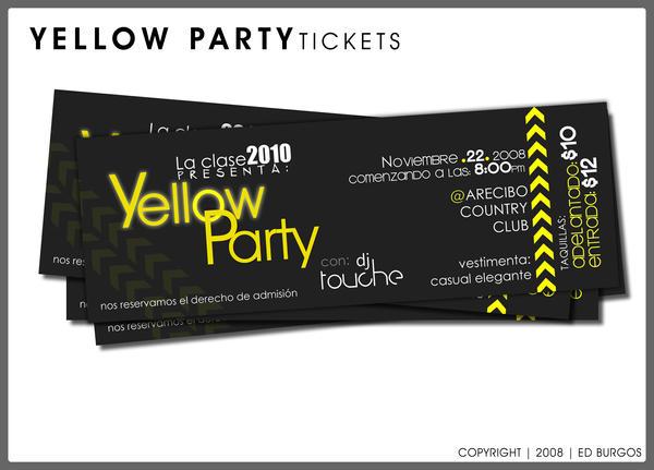 tickets designs