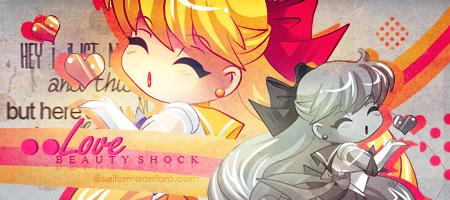 Sailor Venus Firma by ShiiningStar