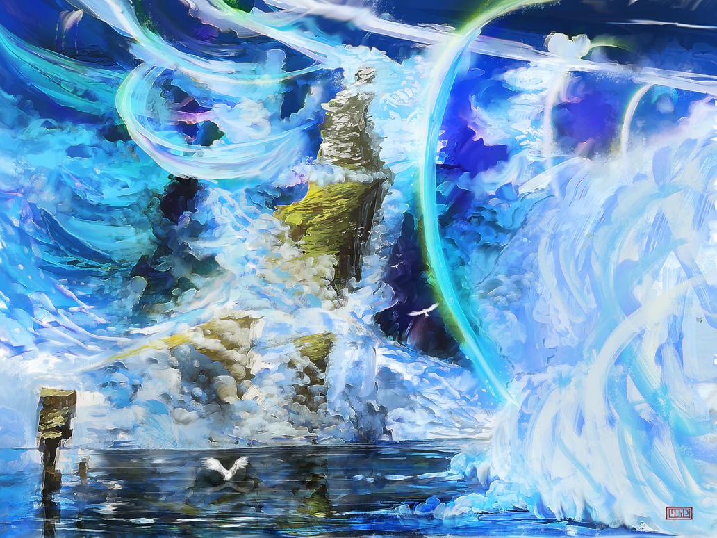Caelum Amictus by Sentient-Phyton