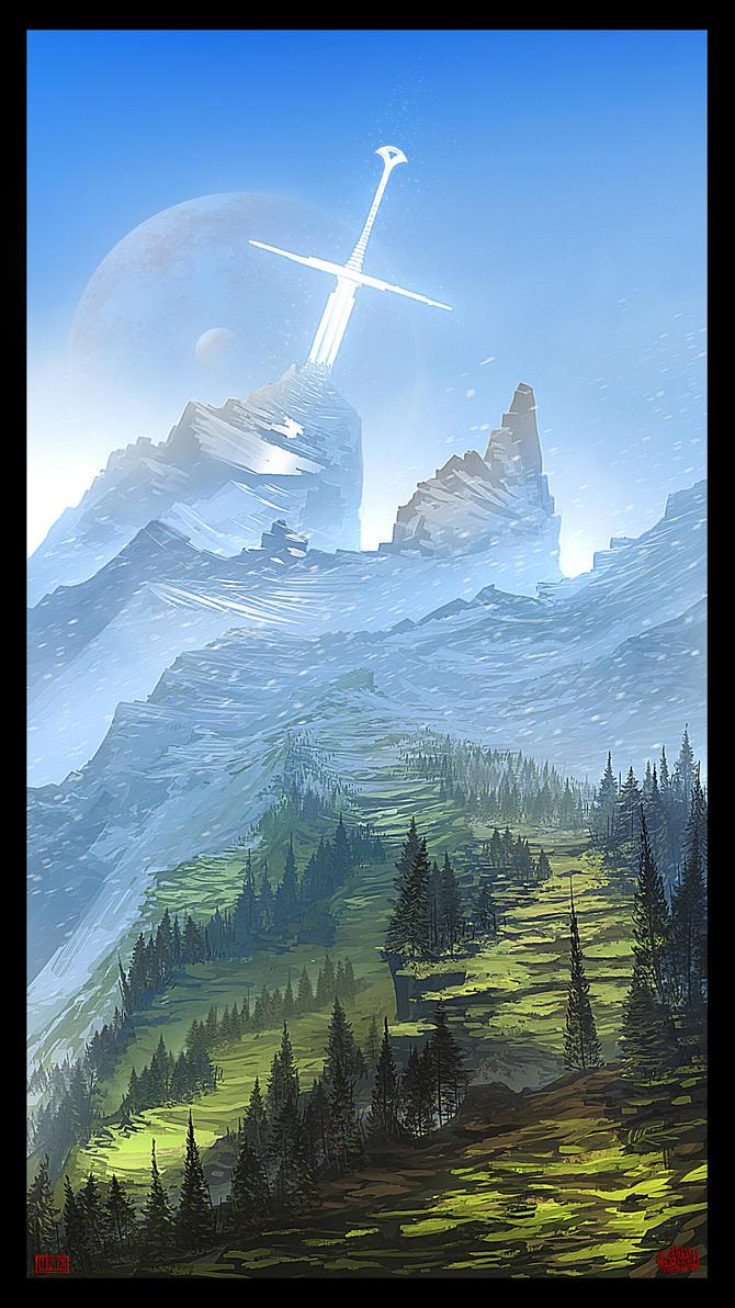 Gladius by Sentient-Phyton