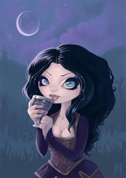 Moon Maiden