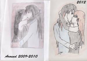 Lucifer x Soraya - 2009/2010 VS 2012 + color