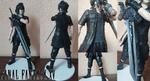 Noctis Lucis Caelum Sculpture - Final Fantasy XV by Edv1nas