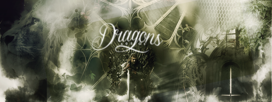 Age of Dragons - Header II by Koo-chan