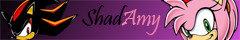 ShadAmy Banner by Slayde-Demise