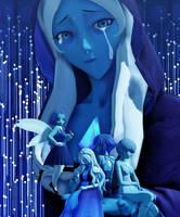 .:Feeling Blue:. by dooliedoogles