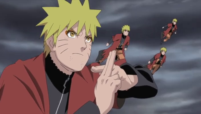 Naruto Shippuuden Filme 05 – Blood Prison