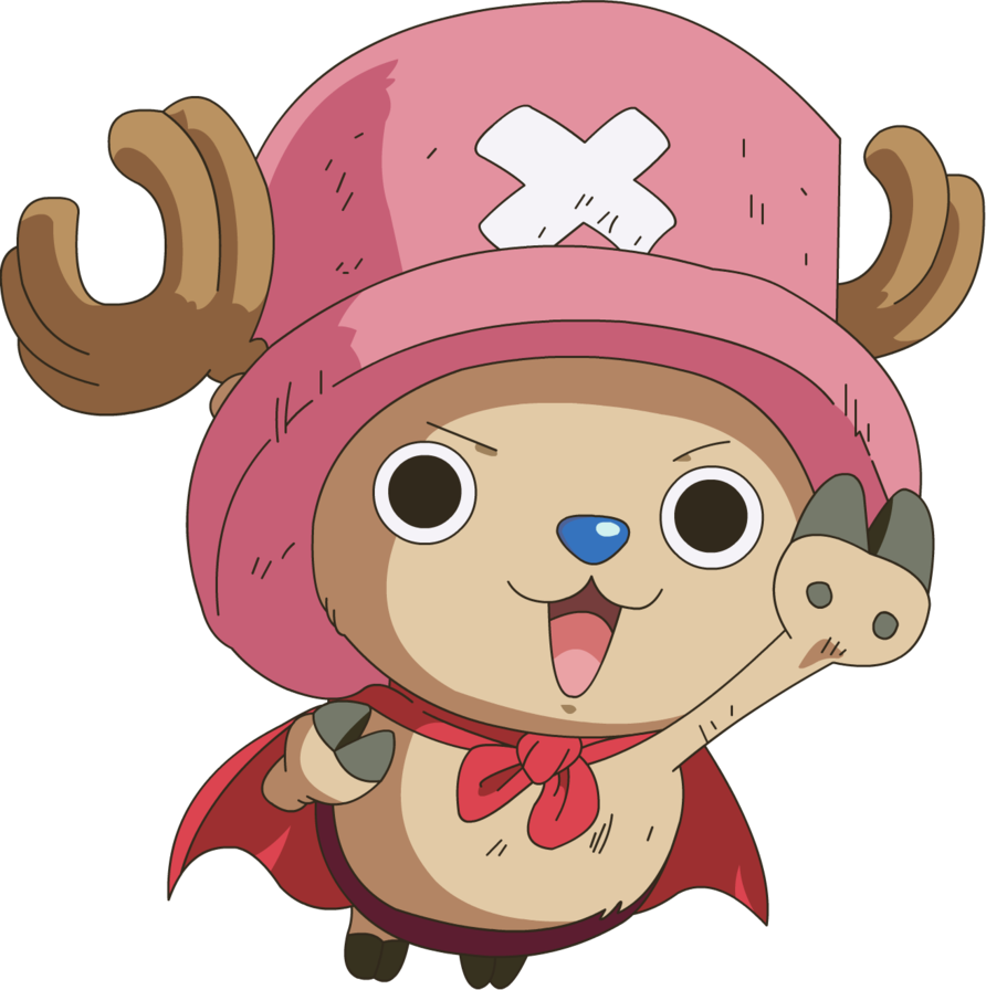 Tony Tony Chopper by nadia009 on DeviantArt