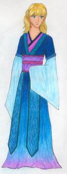 Eryne - Hatarian Hanfu