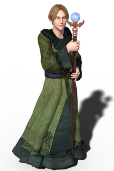 Piers Mage Robes