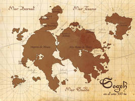 Segeh - mapa
