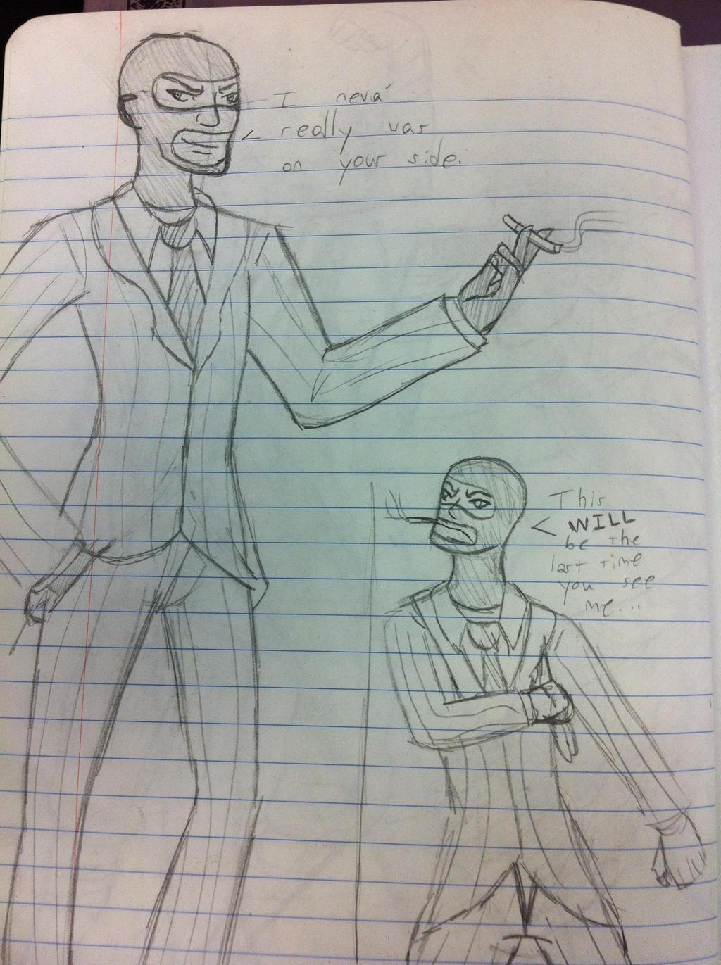 Spy Doodlez