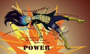 ~*No One Man Should Have all That Power *~