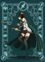 Sagittarius by rakaon