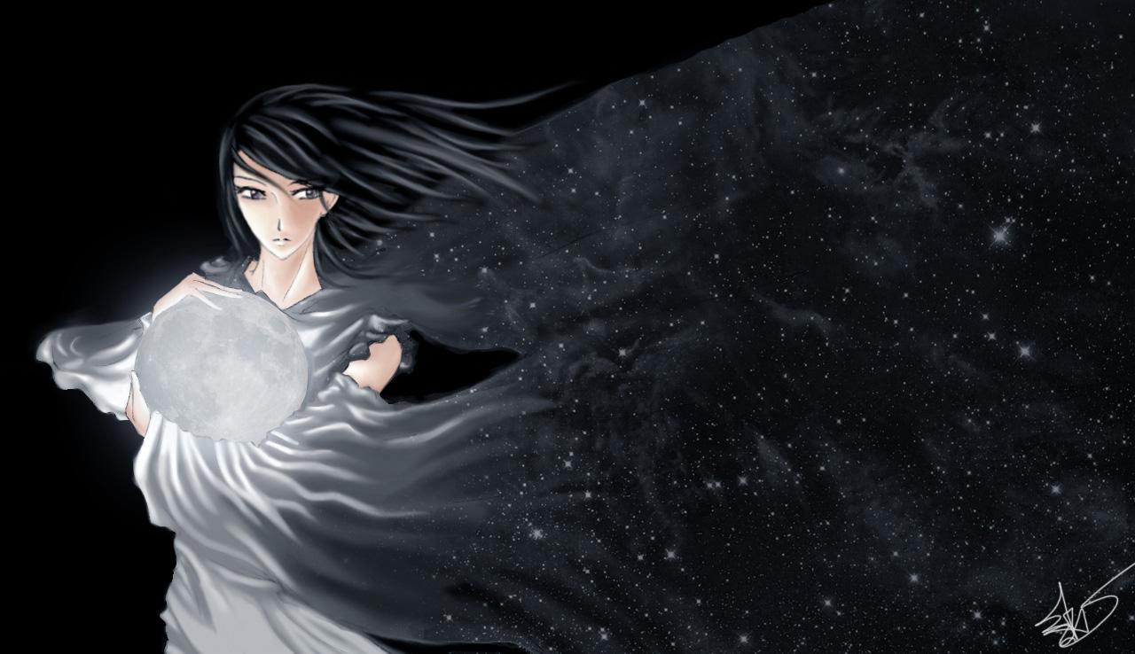 The goddess nyx by azurylipfe on deviantart night goddess by rakaon biocorpaavc